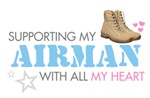 Supporting my Airman