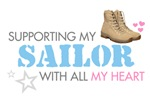 Supporting my Sailor