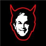 devil bush black T's