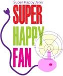 Super Happy Fan