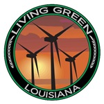 Living Green Louisiana Wind Power