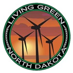 Living Green North Dakota Wind Power