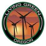 Living Green Oregon Wind Power