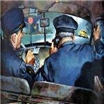 Vintage Police & Fire