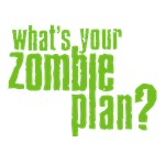 When it comes to zombie plans, you can never have too many! Build your zombie plan network today! A great zombie t-shirt for any zombie fan.