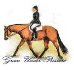 English Rider, Grace under Pressure