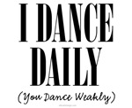 I Dance Daily