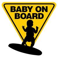 Baby On Board (Surfboard)