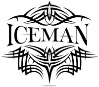 Tribal Hockey (Iceman)