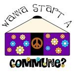 Wanna Start a Commune?