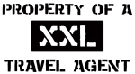 Property of: Travel Agent