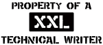 Property of: Technical Writer