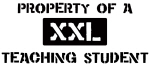 Property of: Teaching Student