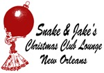 LADY W/ORNAMENT SNAKE AND JAKES CLASSIC LOGO