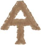 Arrowhead Appalachian Trail Symbol
