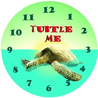 Sea Turtle Clocks