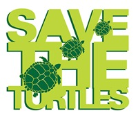 SAVE TURTLES T SHIRTS & GIFTS
