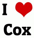 I Love Cox