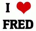 I Love FRED