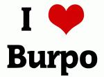 I Love Burpo