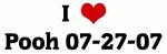 I Love Pooh 07-27-07