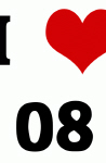 I Love 08