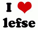 I love lefse