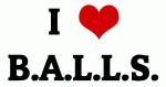 I Love B.A.L.L.S.