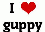 I Love guppy