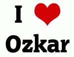 I Love Ozkar