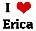 I Love Erica