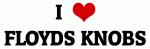 I Love FLOYDS KNOBS