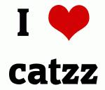 I Love catzz