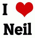 I Love Neil