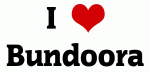 I Love Bundoora
