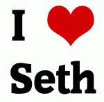 I Love Seth