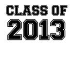CLASS OF 2013 BLACK