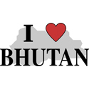 I Love Bhutan Gifts
