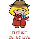 Detective T-shirt, Detective T-shirts