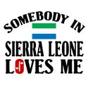 Somebody In Sierra Leone