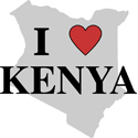 I Love Kenya Gifts