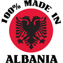 100% Made In Albania