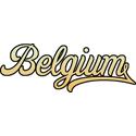 Retro Belgium T-shirt