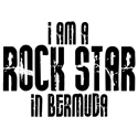 Rock Star in Bermuda T-shirts