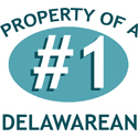 Property Of A Delawarean T-shirts