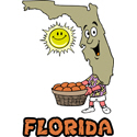 Florida Cartoon