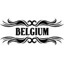 Tribal Belgium T-shirt