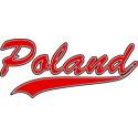 Retro Poland T-shirt