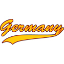Retro Germany T-shirts