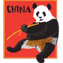 Panda China T-shirts